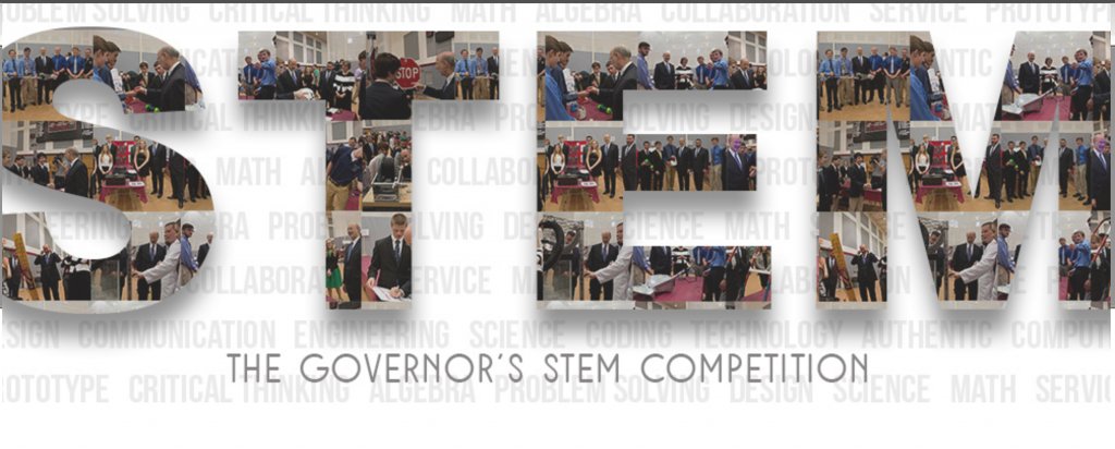 2017 PA Governor's STEM Competition Logo